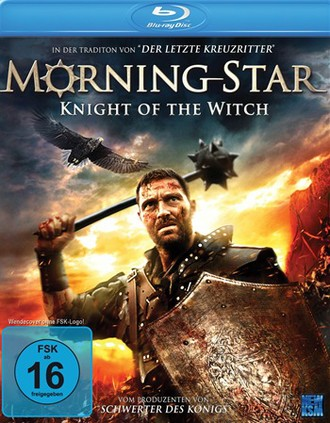 Morning-Star - Knight of the Witch [Blu-ray]