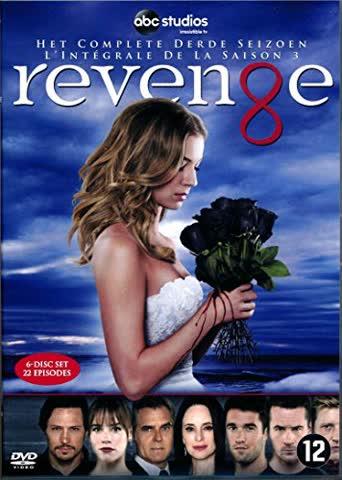Revenge - Staffel 3 [Deutsch] [NL Import] [6 DVDs]