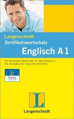 Langenscheidt Zertifikatswortschatz Englisch A1