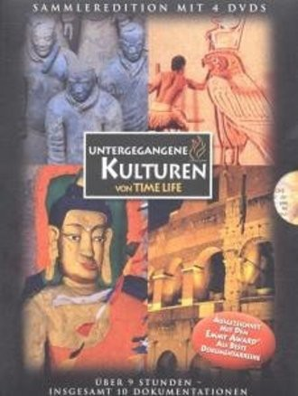 Untergegangene Kulturen [Collector's Edition] [4 DVDs]