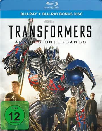 TRANSFORMERS 4 - MOVIE [Blu-ray] [2014]