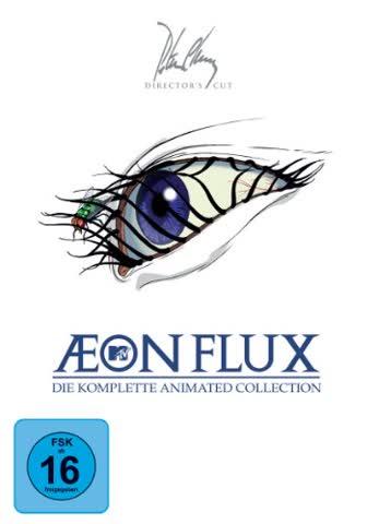 Aeon Flux - Die komplette Serie [3 DVDs]