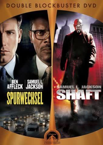 Spurwechsel / Shaft (2 DVDs)