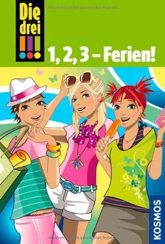Die drei !!!, 1,2,3 - Ferien: Doppelband