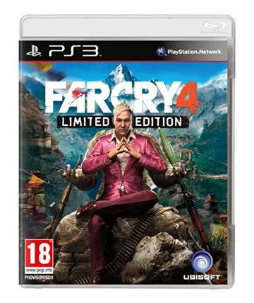 Far Cry 4 Limited Edition [AT-PEGI]