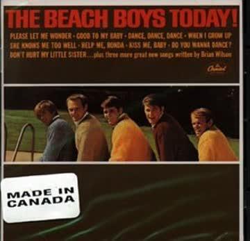 Beach Boys - The Beach Boys Today