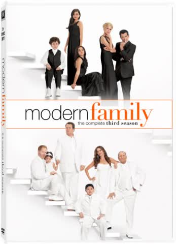 Modern Family: Season 3 (3pc) / (Ws Ac3 Dol) [DVD] [Region 1] [NTSC] [US Import]