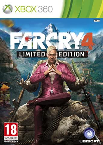 Far Cry 4 Limited Edition [AT-PEGI]