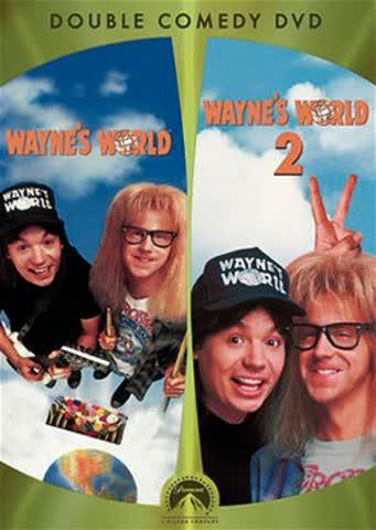 Wayne's World / Wayne's World 2 [2 DVDs]