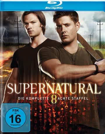 Supernatural - Staffel 8 [Blu-ray]