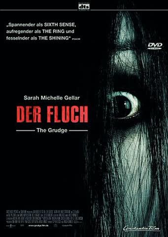 THE GRUDGE-DER FLUCH - DVD-SPI [2004]