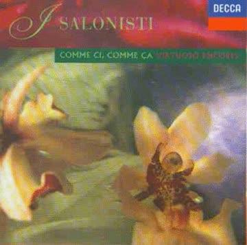 I Salonisti - Comme Ci,Comme Ca