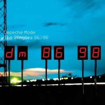Depeche Mode - Singles 86-98