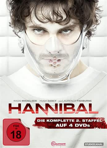 Hannibal - 2. Staffel (DVD) DE-Version