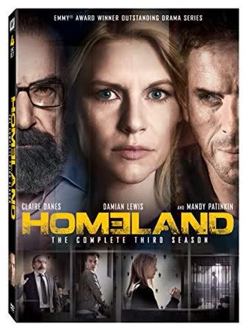 Homeland: Season 3 (3pc) / (Ws Ac3 Dts 3pk) [DVD] [Region 1] [NTSC] [US Import]