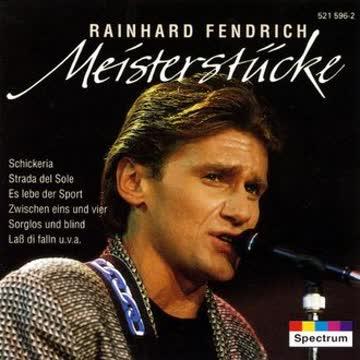 Rainhard Fendrich - Meisterstucke