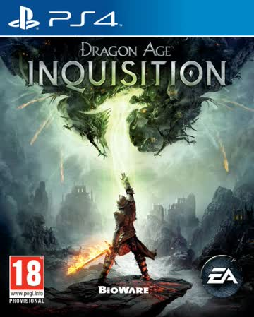 Dragon Age: Inquisition [AT-PEGI]