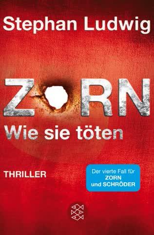 Zorn - Wie sie töten: Thriller