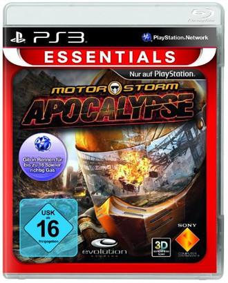 Motorstorm - Apocalypse [Essentials] - [PlayStation 3]