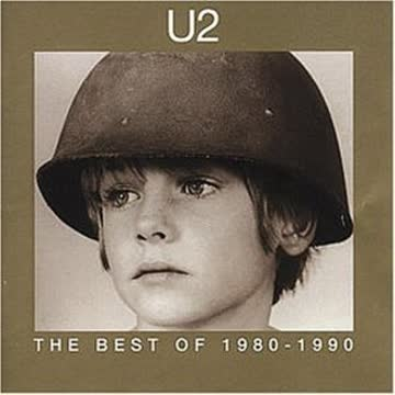 U2 - The Best of 1980-1990 (Limited edition)