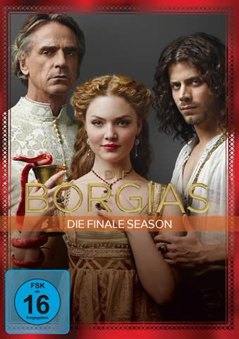 Die Borgias - Die finale Season [4 DVDs]
