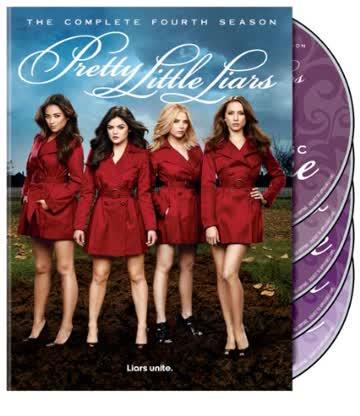 Pretty Little Liars: Season 4 (UK-Import)