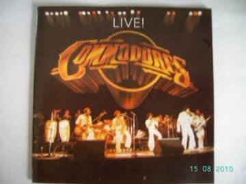 - Commodores Live 1977