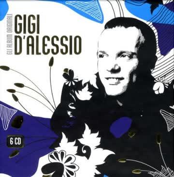 Gigi D'Alessio - Gli Album Originali