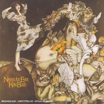 Kate Bush - Never for Ever