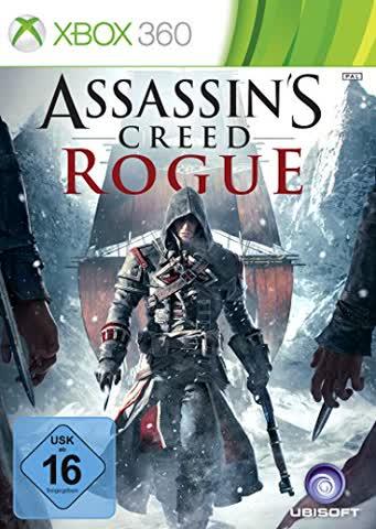 Assassin's Creed Rogue - [Xbox 360]
