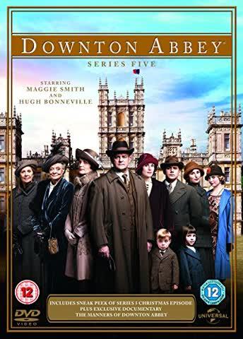 Downton Abbey - Series 5 [UK Import]