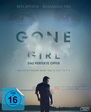Gone Girl - Das perfekte Opfer (inkl. Digital HD Ultraviolet) [Blu-ray]