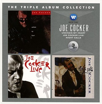 Joe Cocker - The Triple Album Collection