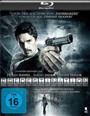 Predestination (BR) DE-Version