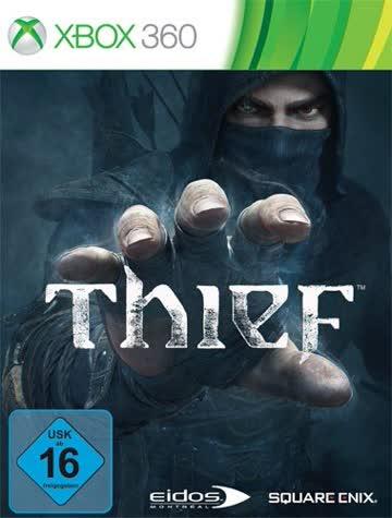 Thief XB360 inkl Bank Heist DLC [German Version]