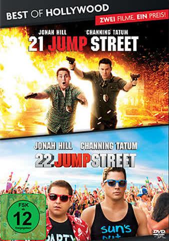 21 + 22 Jump Street Box