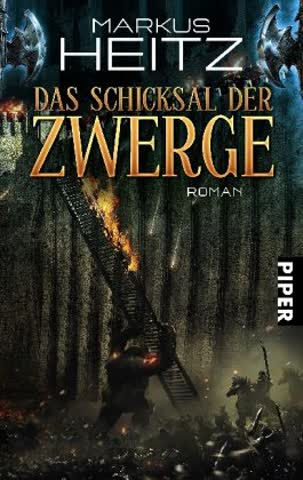 Das Schicksal der Zwerge: Roman
