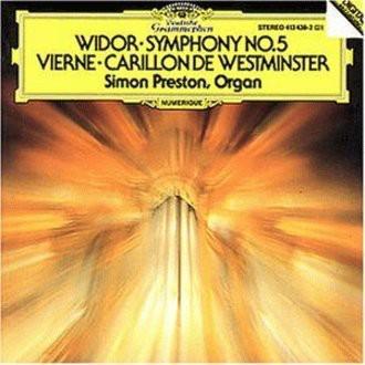 Preston - Orgelsinf Nr.5