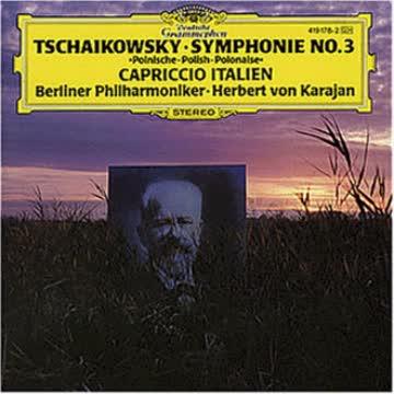 Karajan - Sinfonie 3/Capriccio Italien