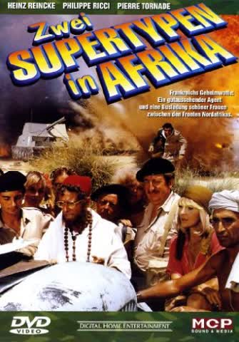 Zwei Supertypen in Afrika [DVD] (2006) Pierre Tornade, Darry Cowl