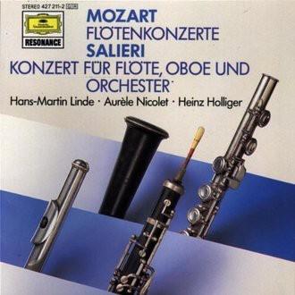 Nicolet - Flötenkonzert 1 und 2 / Flöten-Oboen-Konzert