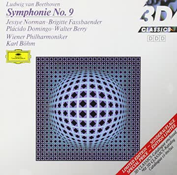 Bohm - Beethoven:Sym. 9