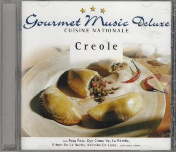Various - Gourmet Music Deluxe - Spanish Creole