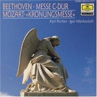 Karl Richter - Messe C und Moza: Messe C
