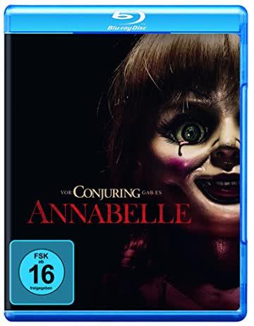 Annabelle (BLU-RAY)