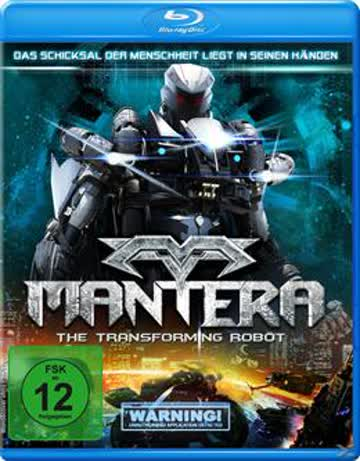Mantera - The Transforming Robot [Blu-ray]