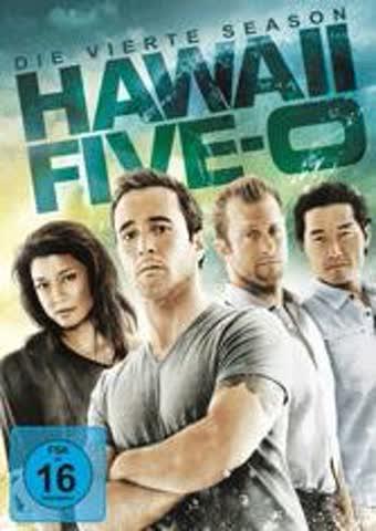 Hawaii Five-0 - Die vierte Season [6 DVDs]