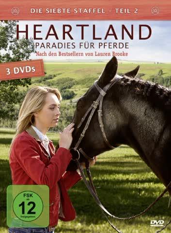 Heartland - Die siebte Staffel, Teil 2 [3 DVDs]