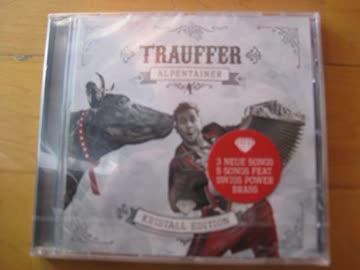 Trauffer - Alpentainer Kristall Edition