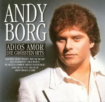 Andy Borg - Adios Amor